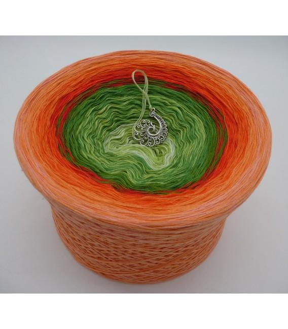 Liebe ist ... Freude (Love is ... joy) - 4 ply gradient yarn - image 1