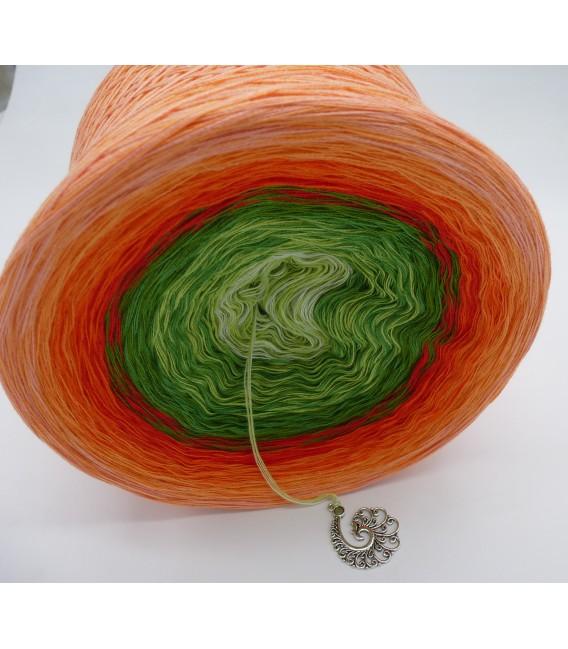 Liebe ist ... Freude (Love is ... joy) - 4 ply gradient yarn - image 4