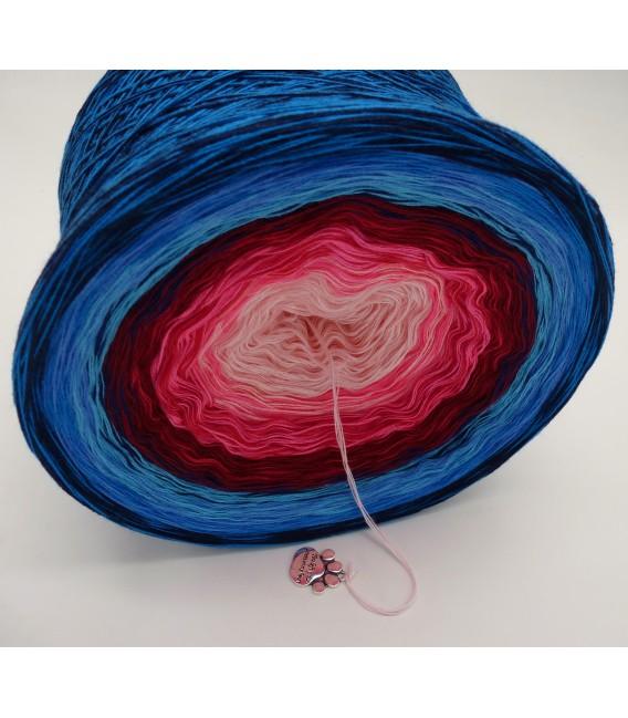 Liebe ist ... Vergnügen - Farbverlaufsgarn 4-fädig - Bild 4