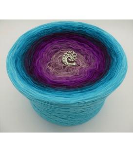 Liebe ist ... Leben (Love is ... life) - 4 ply gradient yarn - image 1