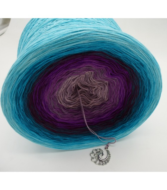 Liebe ist ... Leben (Love is ... life) - 4 ply gradient yarn - image 4
