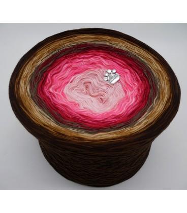 Liebe ist ... Geborgenheit (L'amour est ... la sécurité) - 4 fils de gradient filamenteux - photo 1