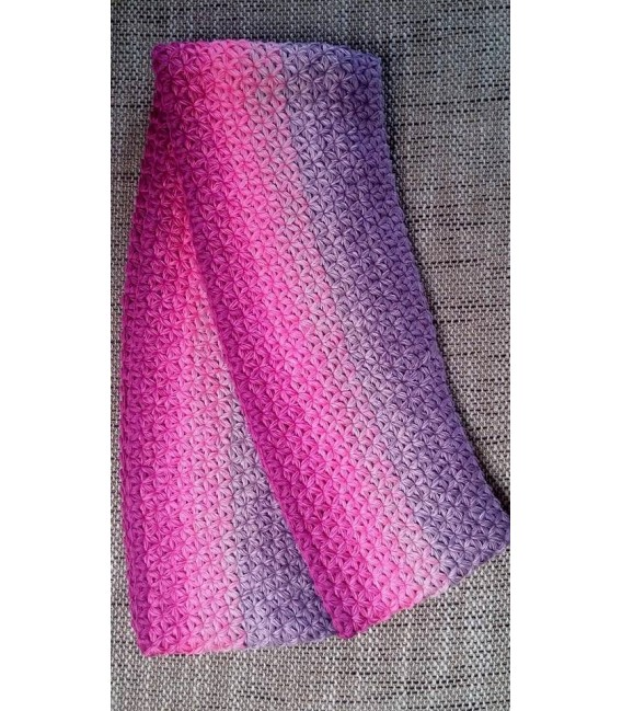 Wilde Rosen (Wild roses) - 4 ply gradient yarn - image 10