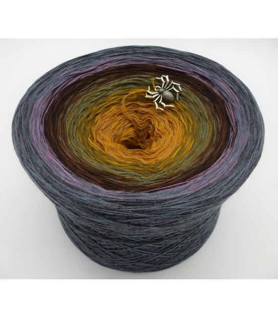 Liebe ist ... Verzeihen (Love is ... forgiveness) - 4 ply gradient yarn - image 1