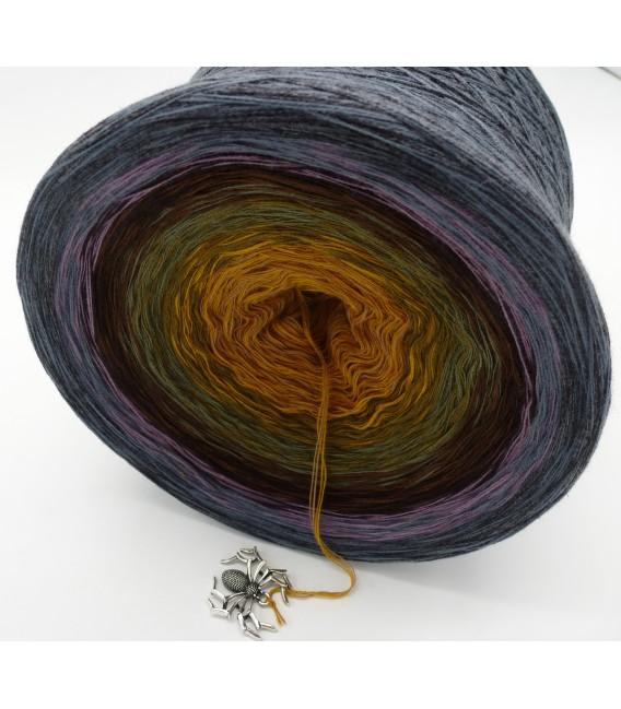 Liebe ist ... Verzeihen (Love is ... forgiveness) - 4 ply gradient yarn - image 3