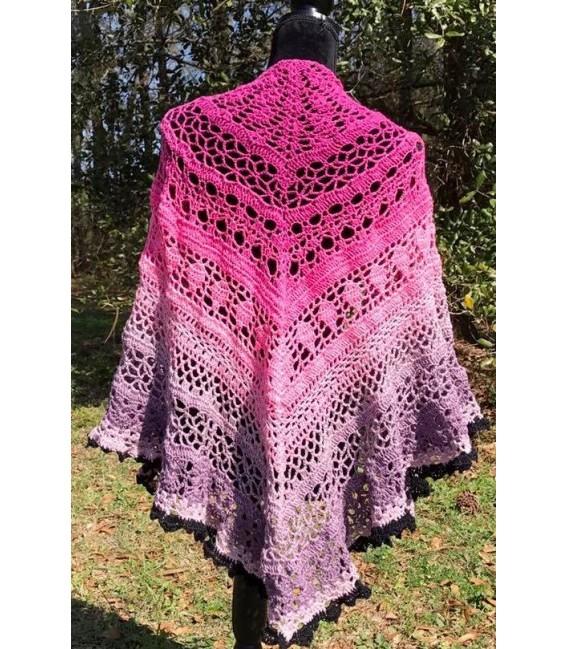 Wilde Rosen (Wild roses) - 4 ply gradient yarn - image 11