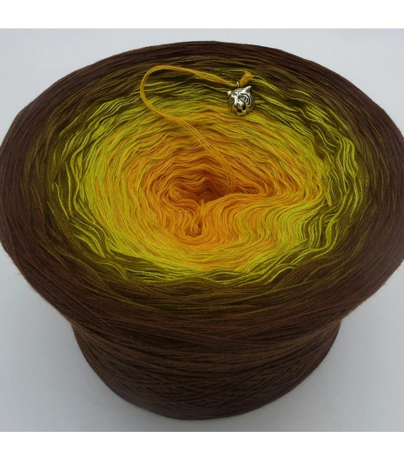 Indian Sun - 4 ply gradient yarn - image 1