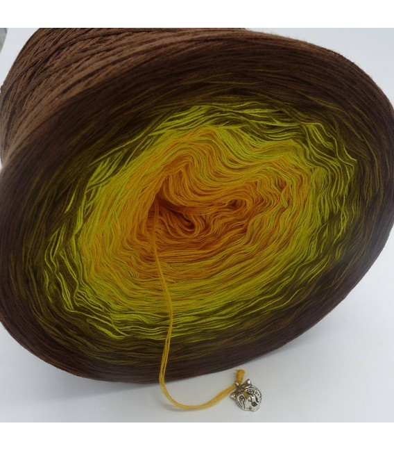 Indian Sun - 4 ply gradient yarn - image 4