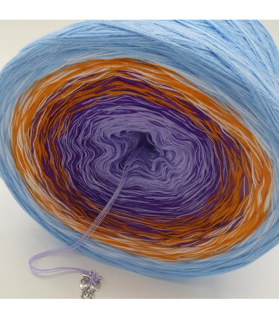 AIDA - Farbverlaufsgarn 4-fädig - Bild 2