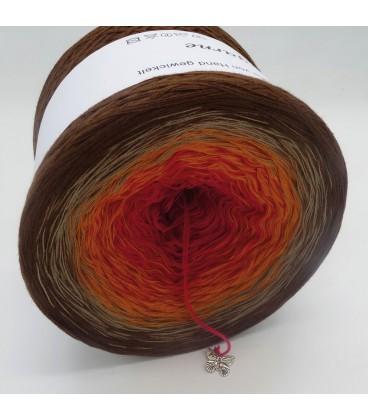 Spätsommer Zauber (Late summer magic) - 4 ply gradient yarn - image 4