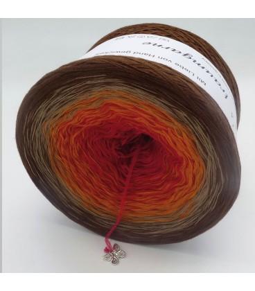 Spätsommer Zauber (Late summer magic) - 4 ply gradient yarn - image 5