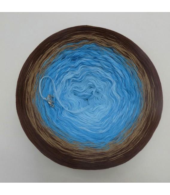 Vergissmeinnicht (forget Me Not) - 4 ply gradient yarn - image 3