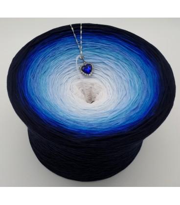 Herz des Ozeans (Coeur de l'océan) Gigantesque Bobbel - 4 fils de gradient filamenteux - photo 1