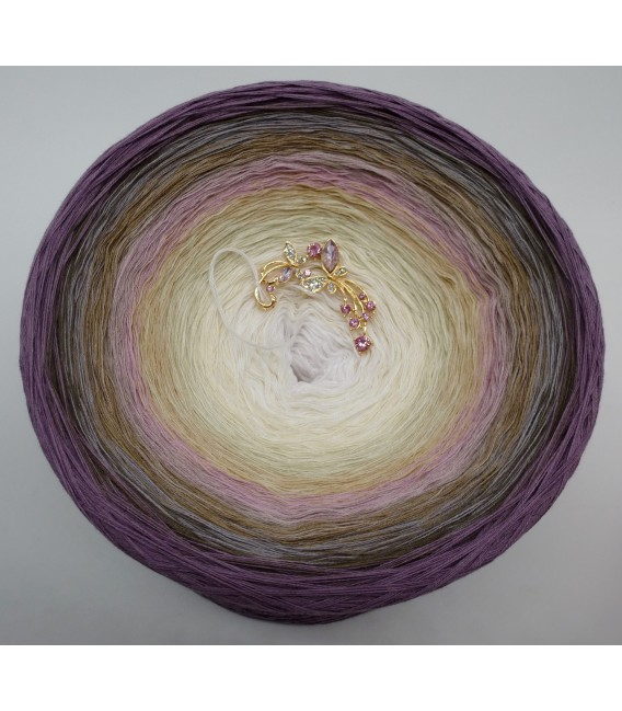 Atemlos (haletant) Gigantesque Bobbel - 4 fils de gradient filamenteux - photo 3