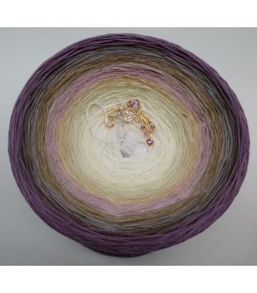 Atemlos (задыхающийся) Гигантский Bobbel - 4 нитевидные градиента пряжи - Фото 3
