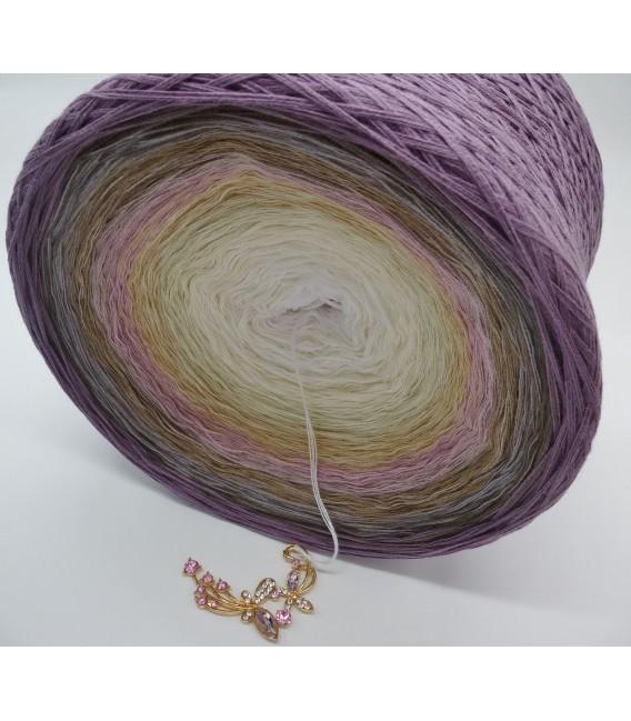 Atemlos Gigantischer Bobbel - Farbverlaufsgarn 4-fädig - Bild 4