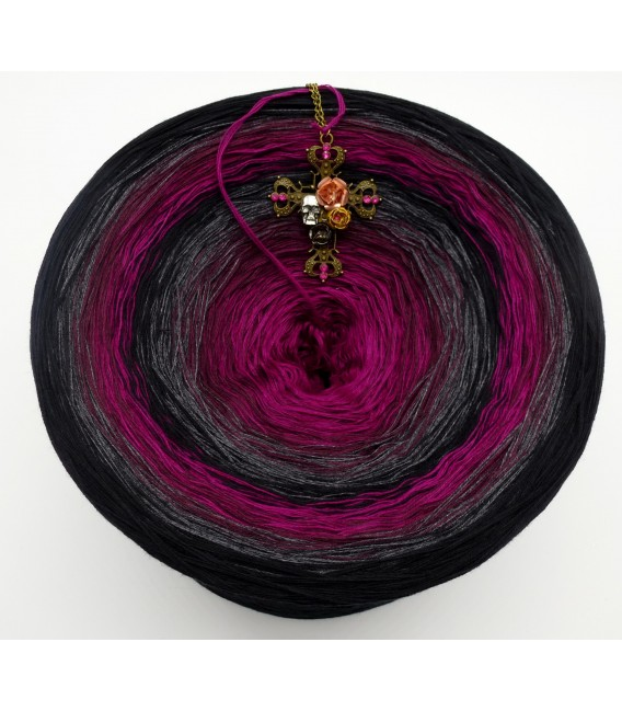 Affection Gigantic Bobbel - 4 ply gradient yarn - image 2