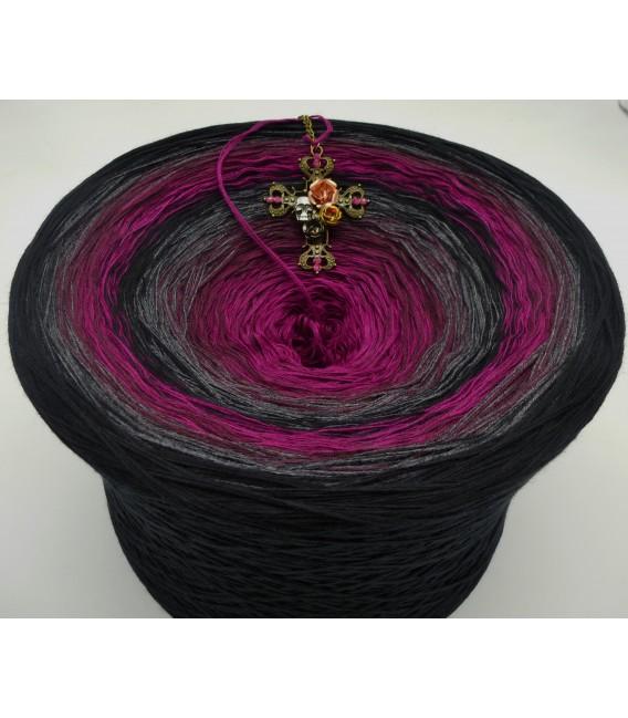 Affection Gigantic Bobbel - 4 ply gradient yarn - image 3