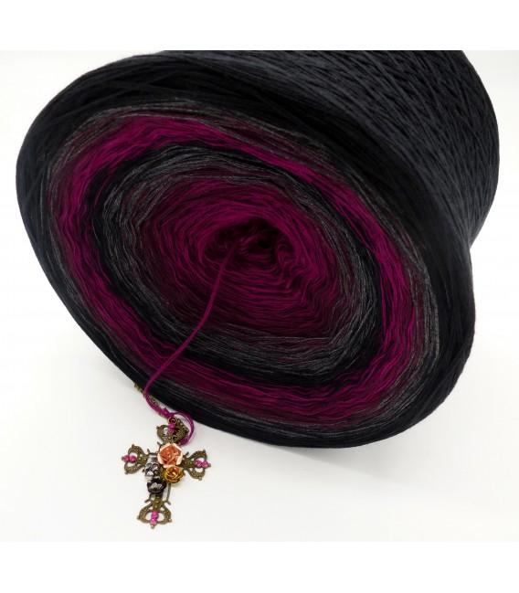 Affection Gigantic Bobbel - 4 ply gradient yarn - image 4