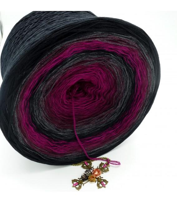 Affection (Привязанность) Гигантский Bobbel - 4 нитевидные градиента пряжи - Фото 6