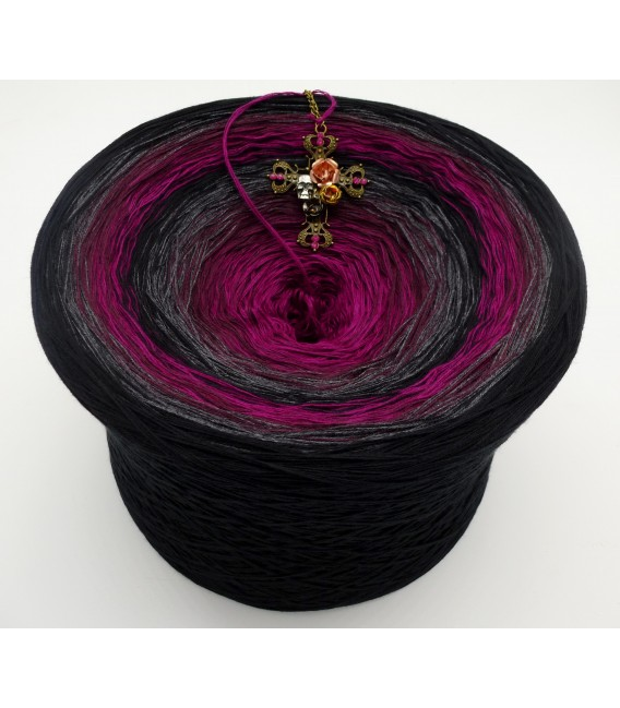 Affection Gigantic Bobbel - 4 ply gradient yarn - image 1