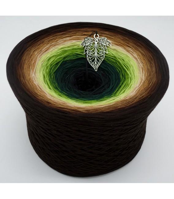 Wunder der Natur Gigantischer Bobbel - Farbverlaufsgarn 4-fädig - Bild 1