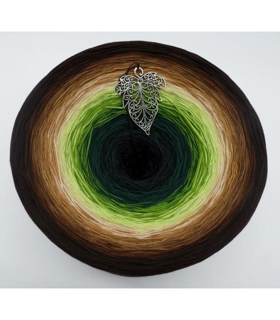 Wunder der Natur Gigantischer Bobbel - Farbverlaufsgarn 4-fädig - Bild 2