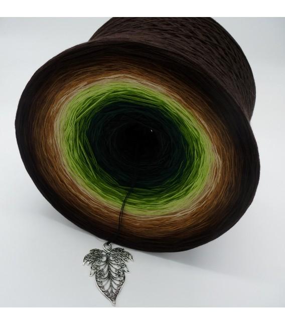 Wunder der Natur Gigantischer Bobbel - Farbverlaufsgarn 4-fädig - Bild 3