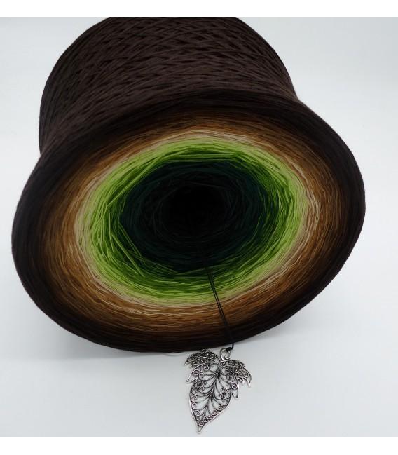 Wunder der Natur (Чудо природы) Гигантский Bobbel - 4 нитевидные градиента пряжи - Фото 4