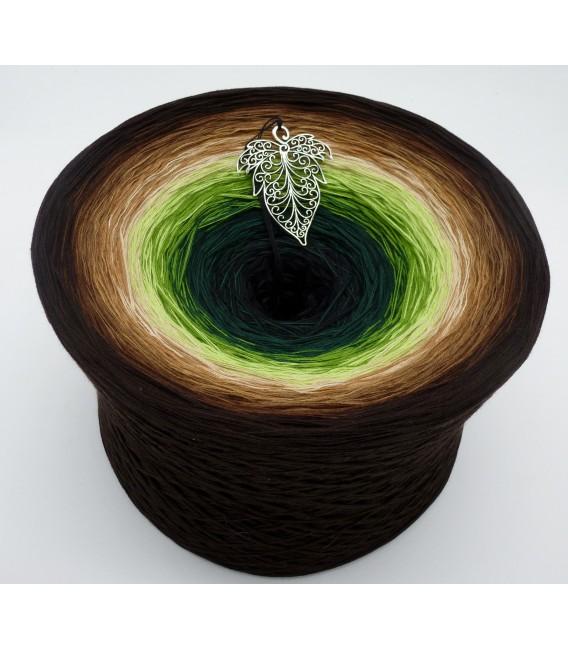 Wunder der Natur Gigantischer Bobbel - Farbverlaufsgarn 4-fädig - Bild 5