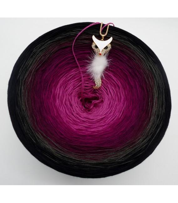 Berries in Love Gigantischer Bobbel - Farbverlaufsgarn 4-fädig - Bild 3
