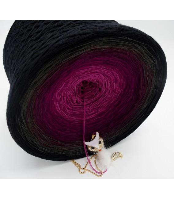 Berries in Love Gigantischer Bobbel - Farbverlaufsgarn 4-fädig - Bild 5