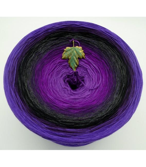 Unvergessener Traum (Незабываемый сон) Гигантский Bobbel - 4 нитевидные градиента пряжи - Фото 4