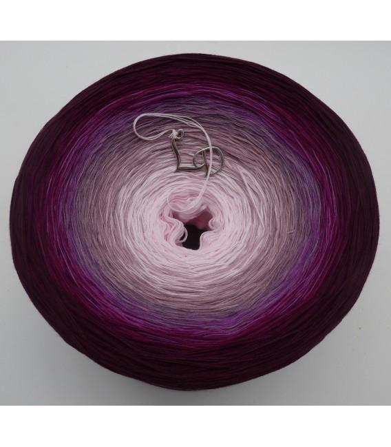 Wenn die Seele träumt (Quand l'âme rêve) Gigantesque Bobbel - 4 fils de gradient filamenteux - photo 2