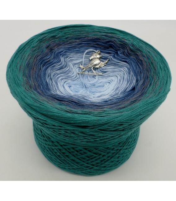 Nebelschleier (Fog veil) - 4 ply gradient yarn - image 2