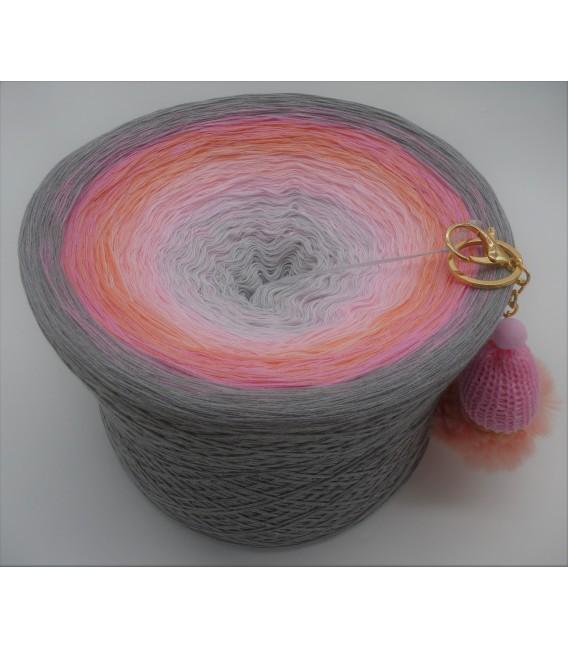 Lakisha Gigantic Bobbel - 4 ply gradient yarn - image 2
