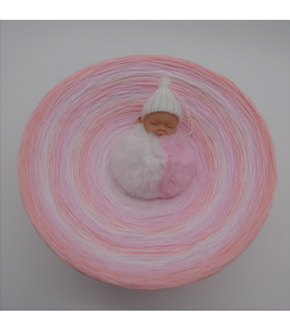 Baby Doll Gigantic Bobbel - 4 ply gradient yarn - image 2