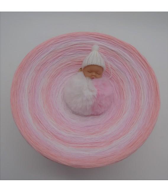 Baby Doll (Детская кукла) Гигантский Bobbel - 4 нитевидные градиента пряжи - Фото 2