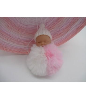 Baby Doll Gigantischer Bobbel - Farbverlaufsgarn 4-fädig - Bild 6