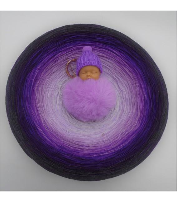 Intensity of Love Gigantic Bobbel - 4 ply gradient yarn - image 4