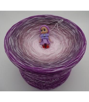 Leiser Wind (Quiet wind) Gigantic Bobbel - 4 ply gradient yarn - image 1