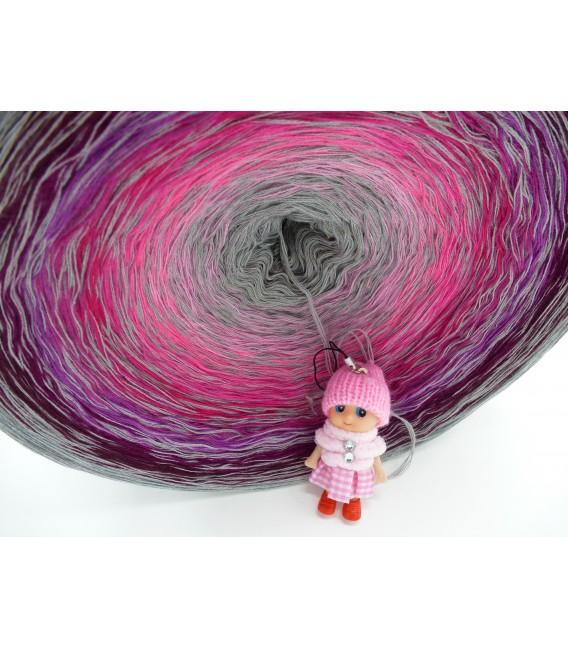 Kribbeln im Bauch (Picotements dans l'estomac) Gigantesque Bobbel - 4 fils de gradient filamenteux - photo 5