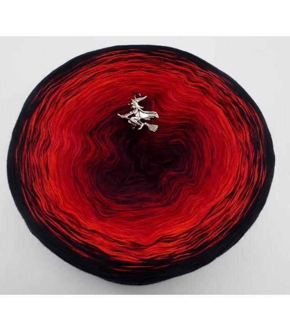 Hexenkessel (sorcières Cauldron) - 4 fils de gradient filamenteux - Photo 3