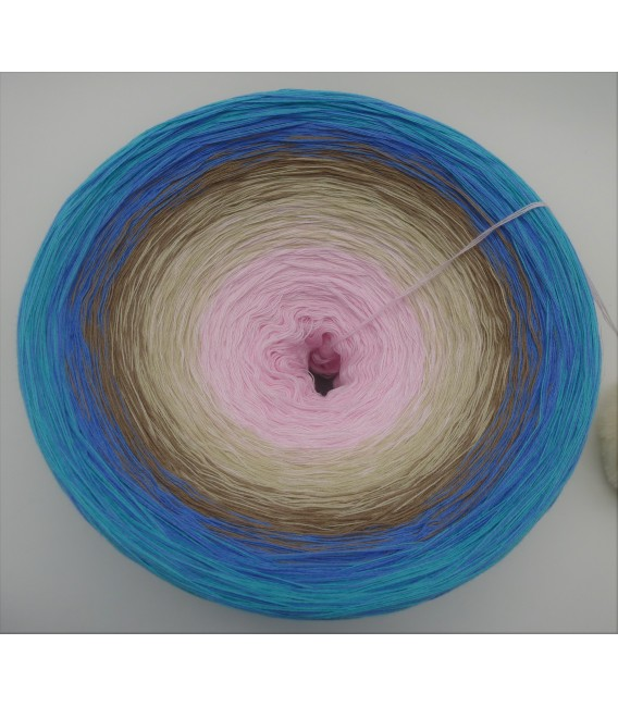 Hollyday Dream (Rêve de vacances) Gigantesque Bobbel - 4 fils de gradient filamenteux - photo 3