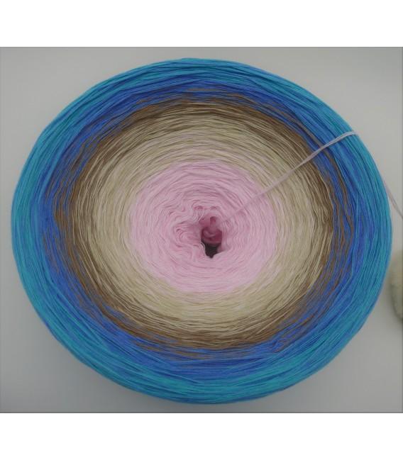 Hollyday Dream (Праздничная мечта) Гигантский Bobbel - 4 нитевидные градиента пряжи - Фото 3