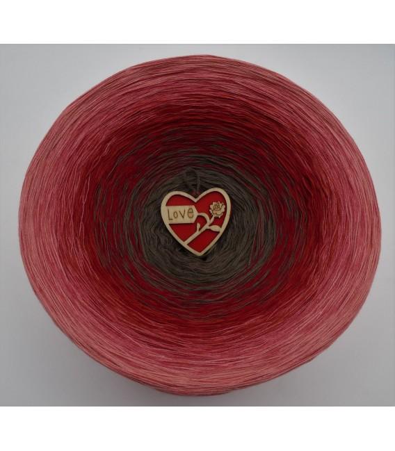 Bella Rosa Gigantic Bobbel - 4 ply gradient yarn - image 2