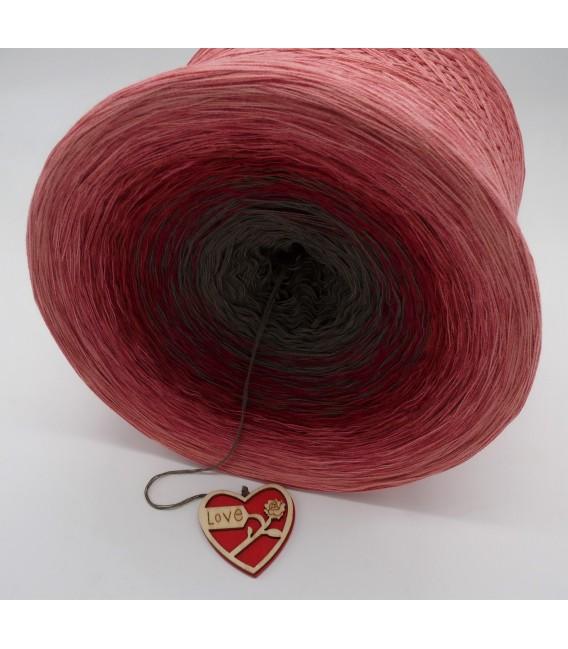 Bella Rosa Gigantic Bobbel - 4 ply gradient yarn - image 4
