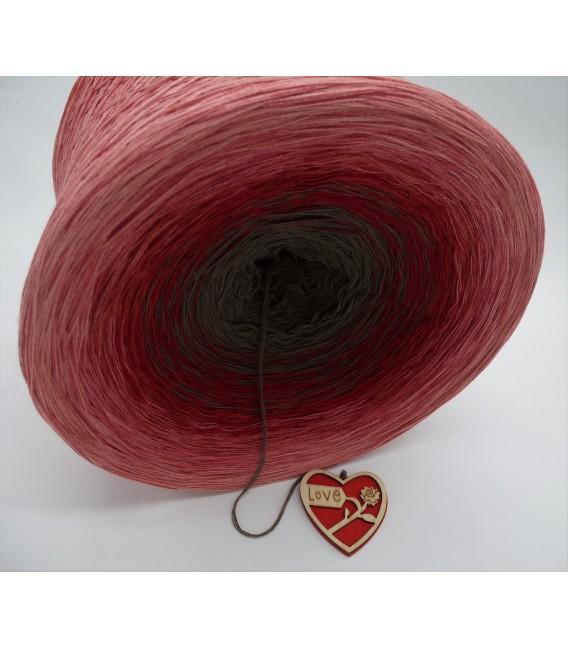 Bella Rosa Gigantic Bobbel - 4 ply gradient yarn - image 5