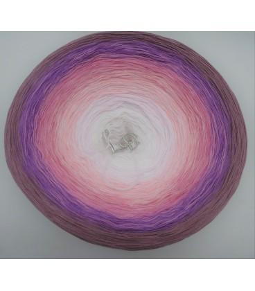 Rosenholz in Love (Rosewood in Love) Gigantic Bobbel - 4 ply gradient yarn - image 2
