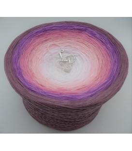 Rosenholz in Love (Rosewood in Love) Gigantic Bobbel - 4 ply gradient yarn - image 1